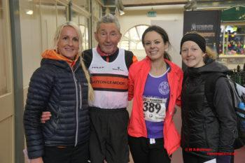 Ron Hill Accrington 10k, Wheelchair Race & Fun Run