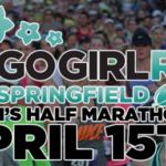 girl half marathon Spingfield Missouri