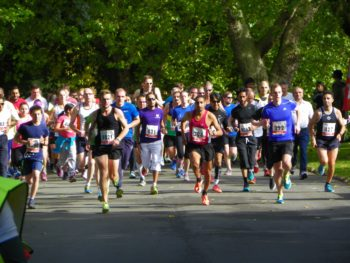 The Handsworth Park 10k Fun Run