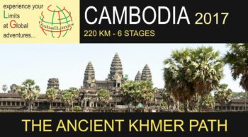 6th GlobalLimits Cambodia - The Ancient Khmer Path -