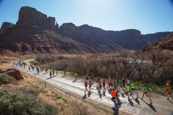 Canyonlands Half Marathon and 5 Mile Run