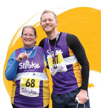 Stroke Association Resolution Run - Blackpool