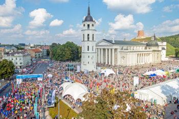 Danske Bank Vilnius Marathon 2017