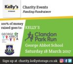 Kelly's Clandon Park Run 2017