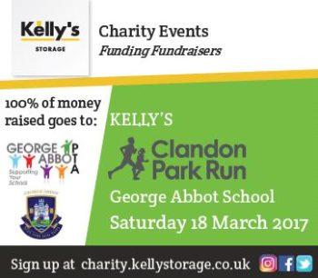 Kelly's Clandon Park Run