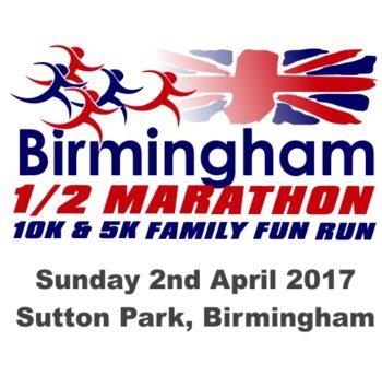 Birmingham Half Marathon, 10k & 5k Fun Run