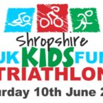Shropshire Kids Fun Triathlon