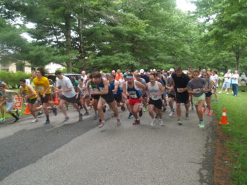 Jim Hegedus Memorial 5K Run