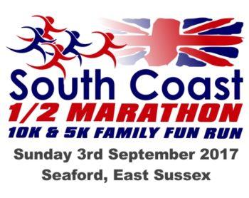 South Coast Half Marathon, 10k & 5k Fun Run