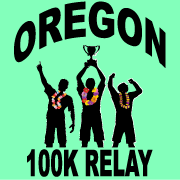 Oregon 100K Relay