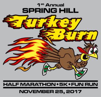Spring Hill Turkey Burn 2017