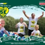 SUBWAY Helping Hearts™ Family 5K fun run