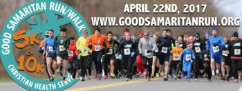 Good Samaritan Run/Walk 5k & 10k