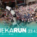 Rijeka start line
