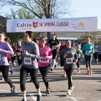 Calvin 5K Spring Classic
