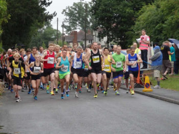 Wythall and Hollywood 10k