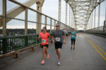 Running the International Bridge