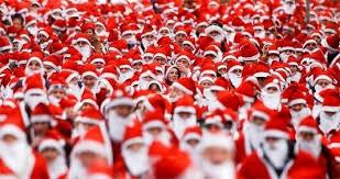 Bath Skyline 10km - Santa run (Race 2 of 5)