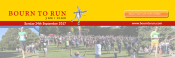 The 9th Annual Bourn to Run 10K
