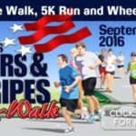 Sitrin's Stars & Stripes Run~Walk