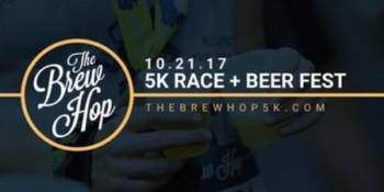 The Brew Hop 5K + Craft Beer Fest 2017