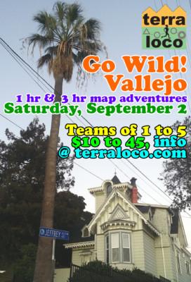 Go Wild! Vallejo 1 hr, 3 hr