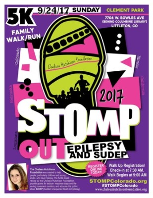 5K Family Walk/Run to STOMP out Epilepsy and SUDEP