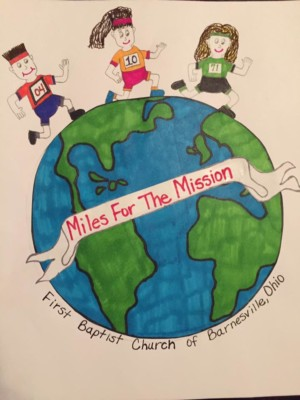 Miles for the Mission 5k Run/Walk