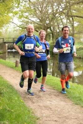 GUTS Half Marathon