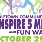 MCF Inspire 5 Miler at Core Creek Park