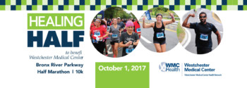 Healing Half Marathon & 10K to benefit Westchester Medical Center