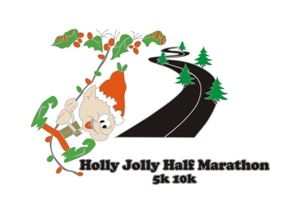 Holly Jolly Half Marathon 5k 10k