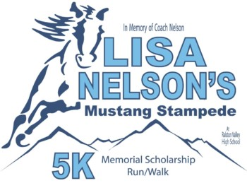 Lisa Nelson's Mustang Stampede 5K Memorial Scholarship Run/Walk