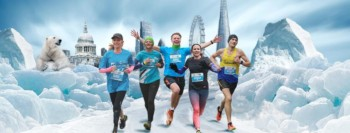 Cancer Research UK London Winter Run 2018
