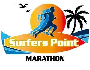 Surfers Point Marathon, half, 5k 10k