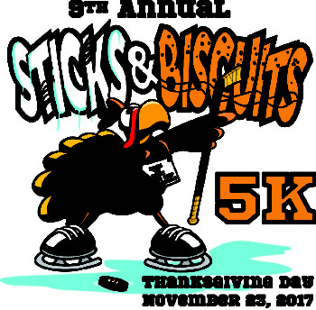 Sticks and Biscuits Thanksgiving Day 5K