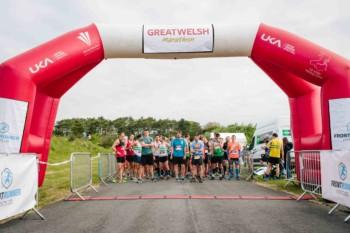 Great Welsh Marathon & Half Marathon