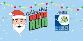 Asbury Park Santa Run 2017