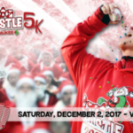 Santa Hustle Milwaukee 5k