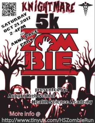 2nd Annual Zombie Run