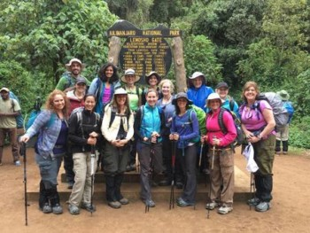 Climb 2 Cure Mt. Kilimanjaro Info Session - October 19