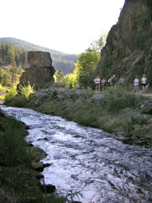Deadwood Mickelson Trail Marathon and Half Marathon