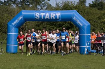 The Wimpole hoohaah 10 mile race