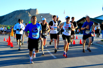 Run Crazy Horse Marathon and Half Marathon