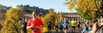 Men's 10K Edinburgh