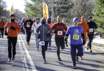 Sri Chinmoy 5K & 7-Mile in Prospect Par