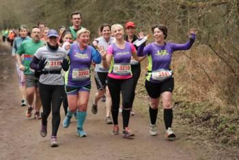 Forest of Dean Spring Trails Half Marathon