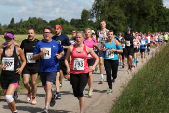 Bassingbourn Brainstrust Half Marathon