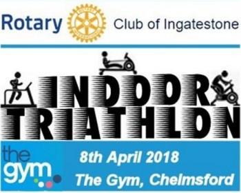 Ingatestone Rotary Indoor Marathon