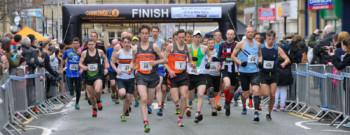 OMC Motor Group Ron Hill Accrington 10k  & Fun Run